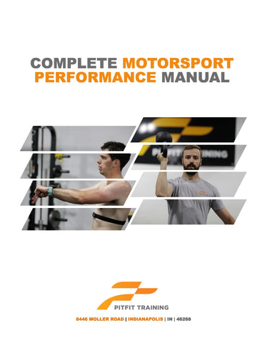 Complete Motorsport Performance Manual