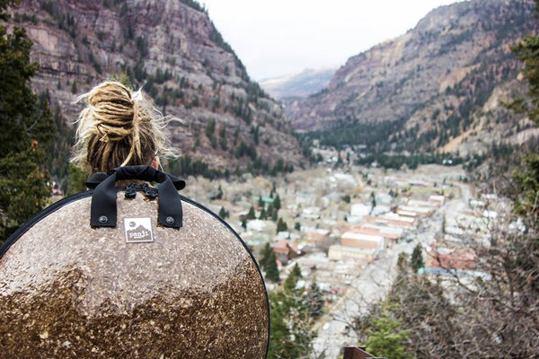 Hiking made easy : Handpan Hardshell : Panji Bags