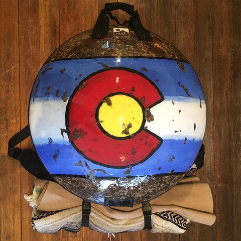 Rustic Colorado Custom Art Panji Bag