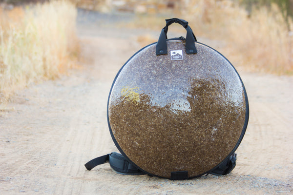 Eco-friendly Hardshell Handpan Bag : Panji Bags