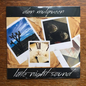 DAN MULQUEEN : LATE NIGHT SOUND (2016)