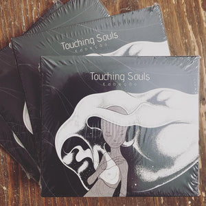 KABEÇÃO : TOUCHING SOULS : DOUBLE CD (2017)