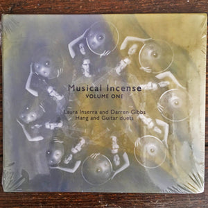 LAURA INSERRA & DARREN GIBBS : MUSICAL INCENSE vol 1 (2009)