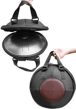 HAPI Omni Drum + Soft Travel Bag