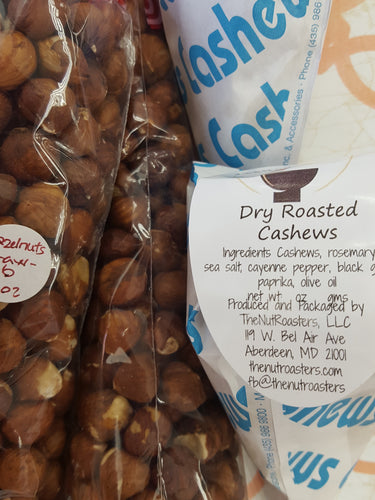 Cashews, Roxann's Rosemary