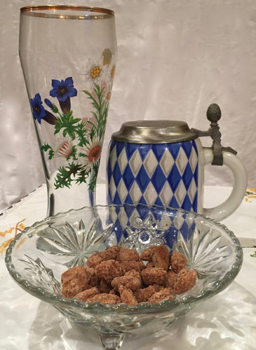 Almonds, Traditional Bavarian