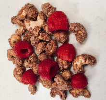Cashews, Raspberry