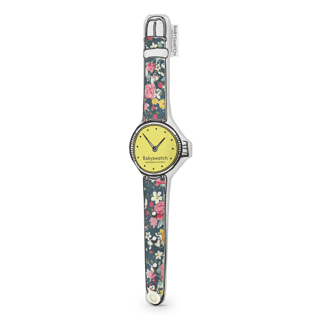 Babyswatch - Flower Navy