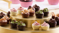 Godiva draws inspiration from the Cake World with new cupcake inspired chocolates