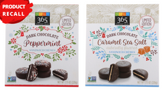 Whole Foods recalls peppermint cookie sandwiches