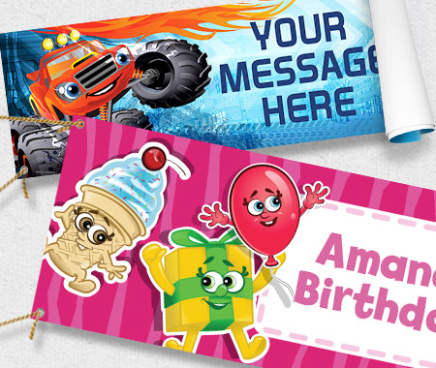 Promotional image for Birthday in a Box