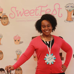 Profile image of Cydni Mitchell, founder of Sweet Fest