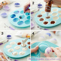 Chocolate Easter Egg truffle ideas from the Sweet Fest, Sweet Success Business Blog.