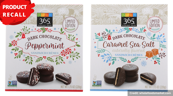 Whole Foods recalls cookie sandwiches due to undeclared allergens