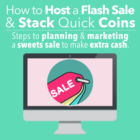How to Host a Flash Sale & Turn a Profit