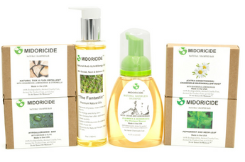 Natural Pet Bundle - For Coat and Skincare