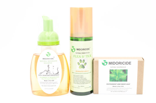 Natural Pet Grooming bundle