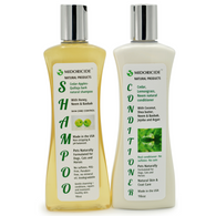 Natural Pet Shampoo-Conditioner - Natural Skincare control -2 Piece Set