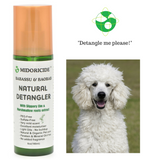 Pet Detangler Spray - Natural detangling spray for Dogs and Cats
