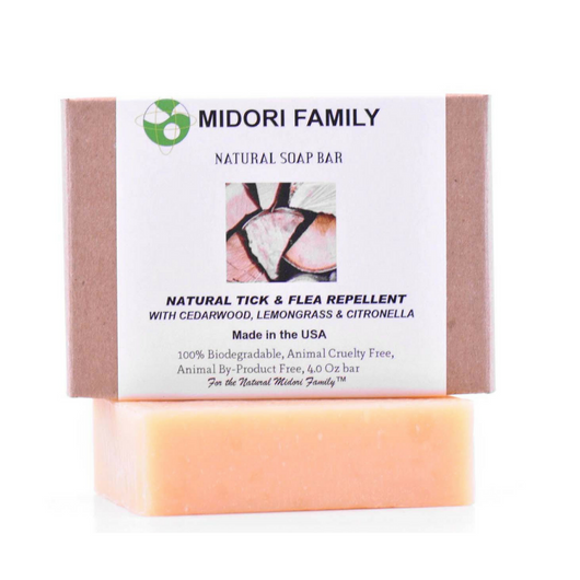 Repellent | Moisturizing Soap Bar-With Cedarwood,LemonGrass & Citronella