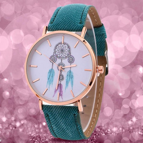 Fashion Dress Watch Women 2017 Ladies Watches PU Leather Wrist Watch for Women Clock Female Relogio feminino #830