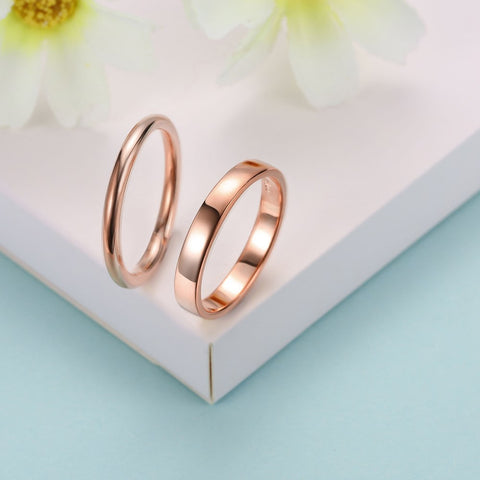 925 Sterling Silver Ring Simple boutique fashion romantic silver ring