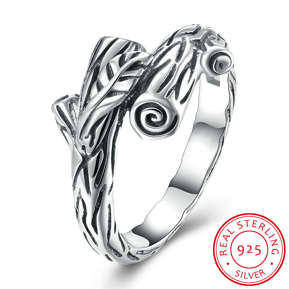 925 Sterling Silver Ring New fashion ring ring female
