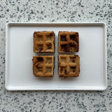 Bites Combo Pack 1 - One Dozen Waffle Bites :  Four (4) each of Semi-sweet Chocolate, Coffee Burst, & Coconut Dreams