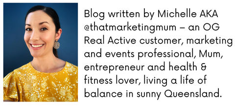 Michelle aka @thatmarketingmum
