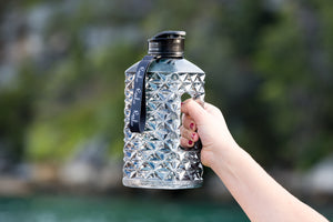 Real Active Big Diamond Drink Bottles