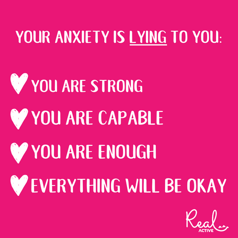 Anxiety is Lying to You