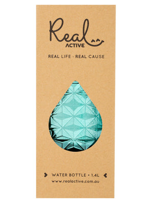 Real Active Mini Bottle - Aqua Splash