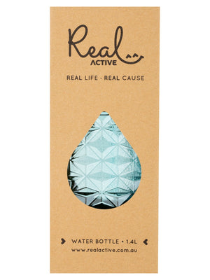 Real Active Mini Bottle - Ocean Blue