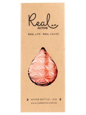 Real Active Big Bottle - Coral Crush
