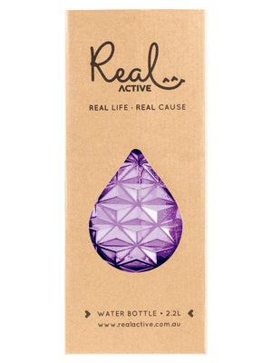 Real Active Big Bottle - Purple Passion