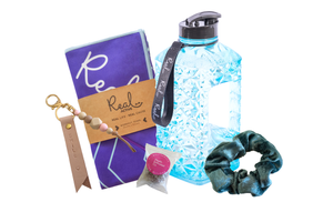 **Limited Stock** Real Active Ocean Blue Mini Bottle Gift Pack