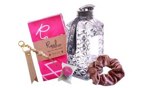 **Limited Stock** Real Active Classic Black Mini Bottle Gift Pack