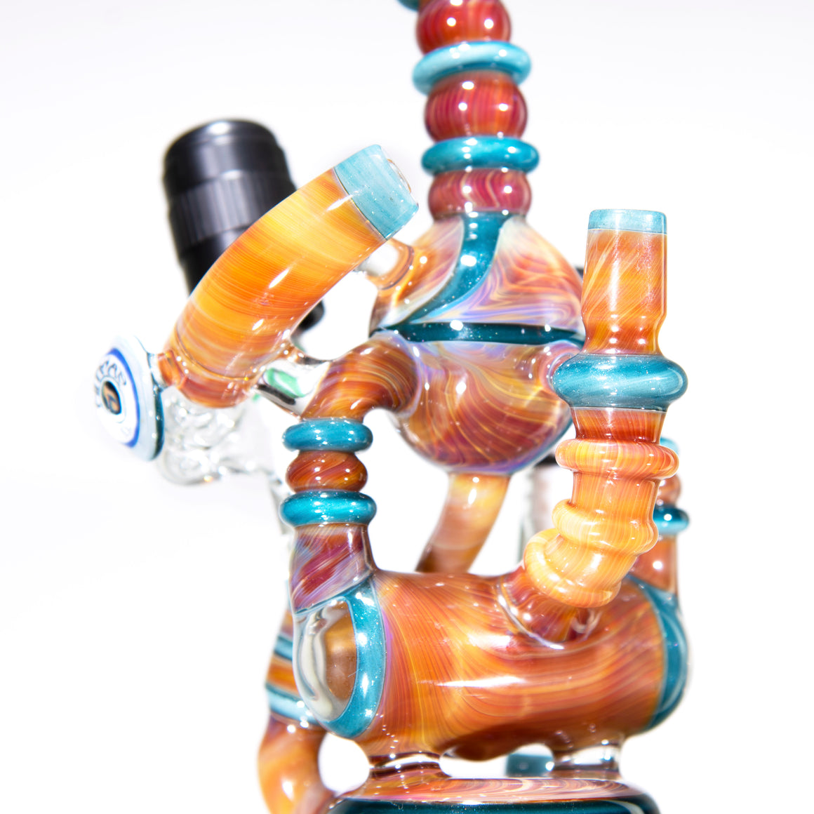 "Hammerhead Recycler ""Borch"" Bong/Butane Torch Tube"