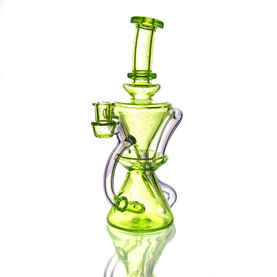 Double-uptake Floating Recycler - Slyrm/CFL Potion - 10mm Female