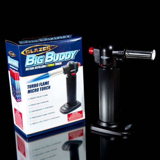 Big Buddy Butane Torch w/ Removable Stand
