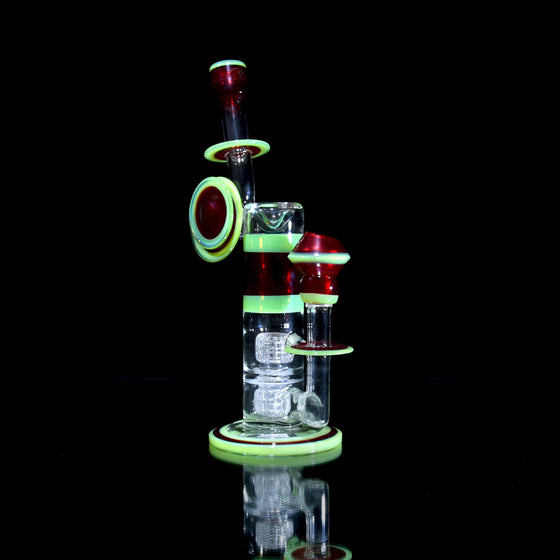 Circle Custom - Slyme/Dragon's Blood 50b Stereo Matrix