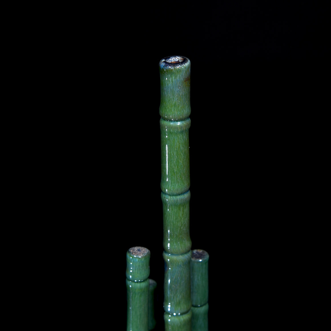 """Lucky Bamboo"" Chinoiserie Rig Set"