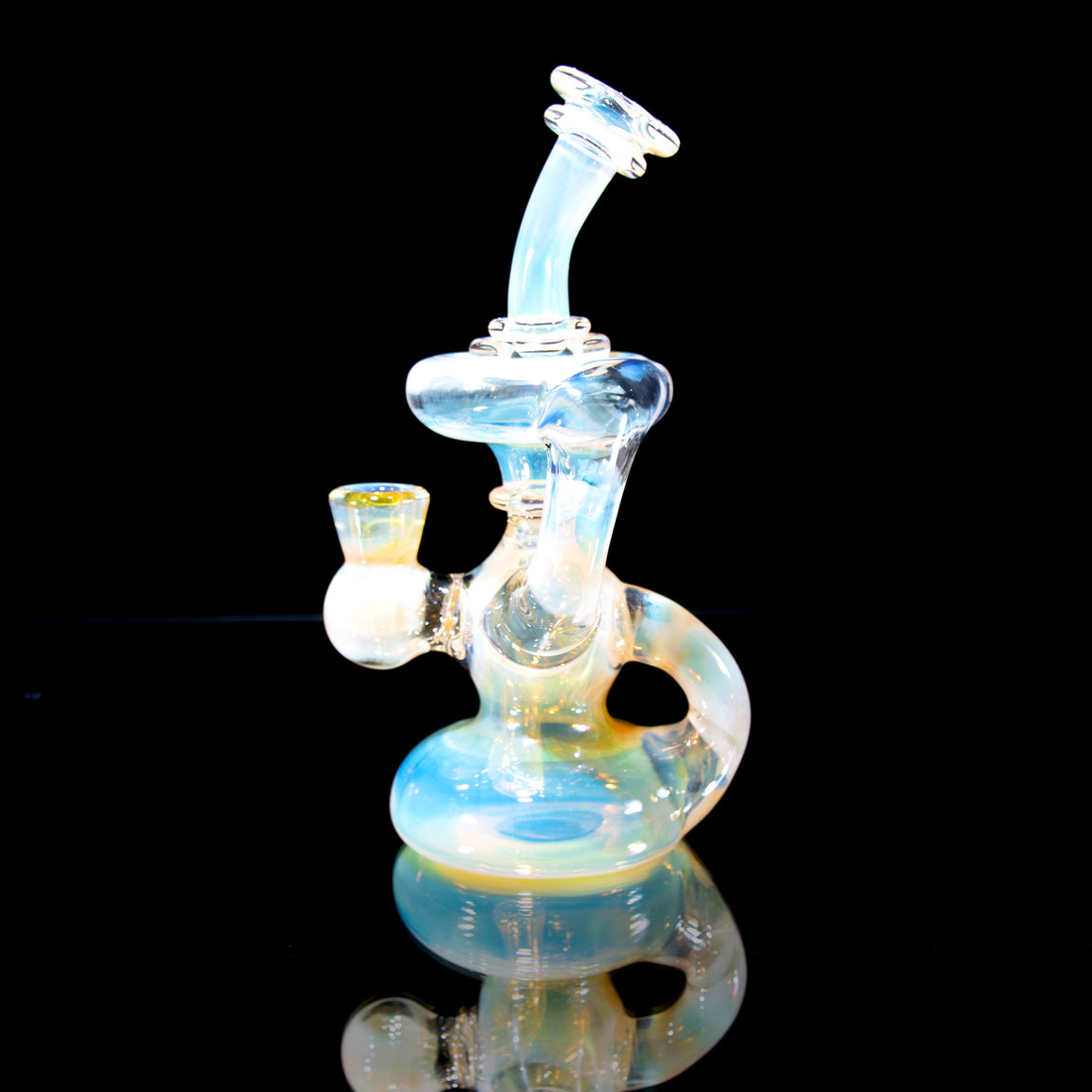 Fully-fumed Klein Recycler - 14mm Female