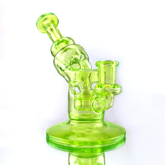 Internal Sprocket Recycler Rig - Slyrm - 14mm Female