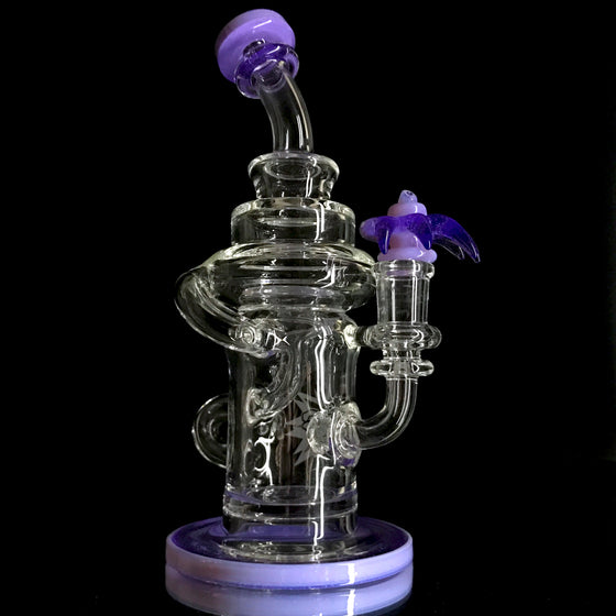 Klein Recycler - Pink Slyme/Purple Rain - 14mm Female