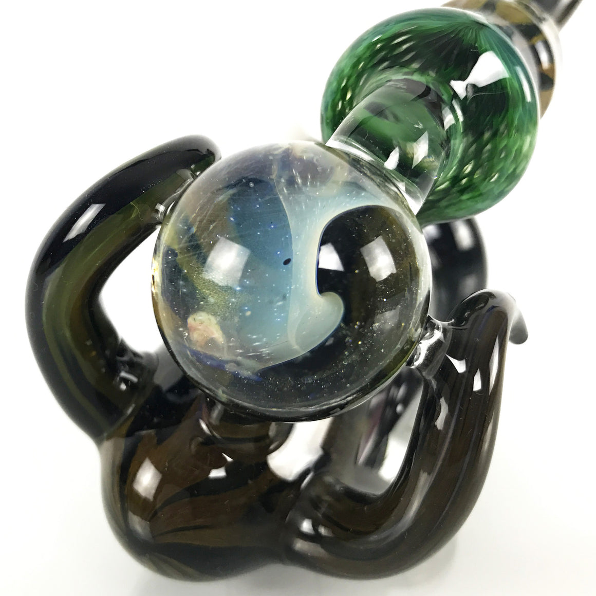 Galaxy Sherlock with Experimental Green Retticello