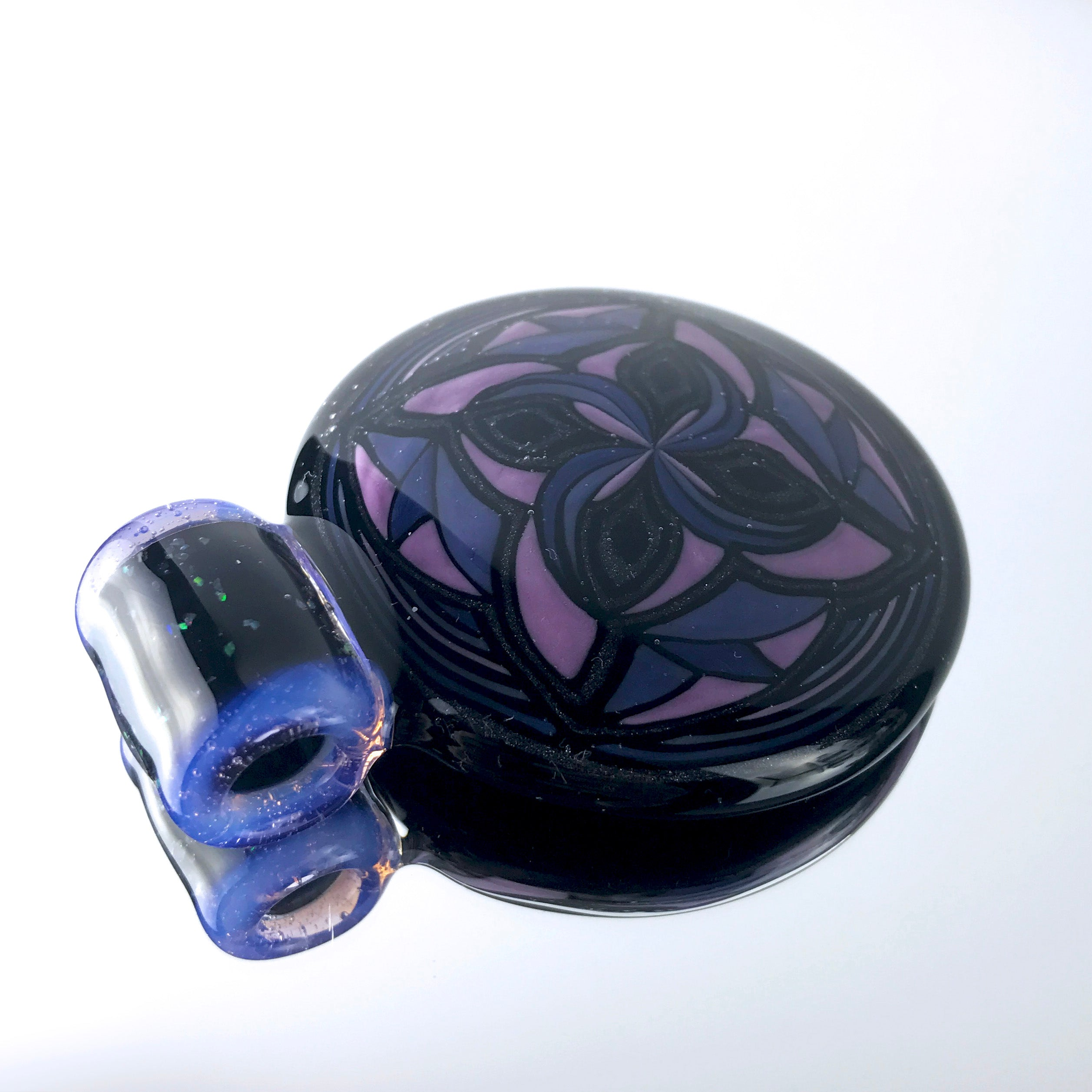 d704a5db6fb9 DEW (Doug Williams) - Fillacello pendant - Timeless Glass Gallery