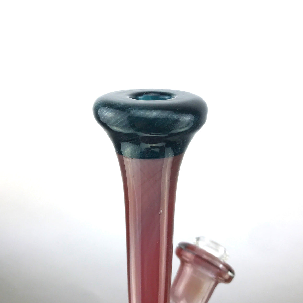 Fully Worked Mini Tube - Wine Red/Fillacello - 10mm Female