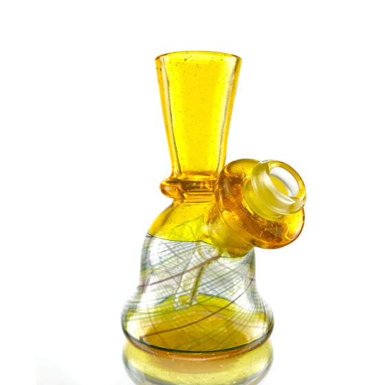 Fully-worked Mini Tube - Terps/Rasta Retticello - 10mm Female