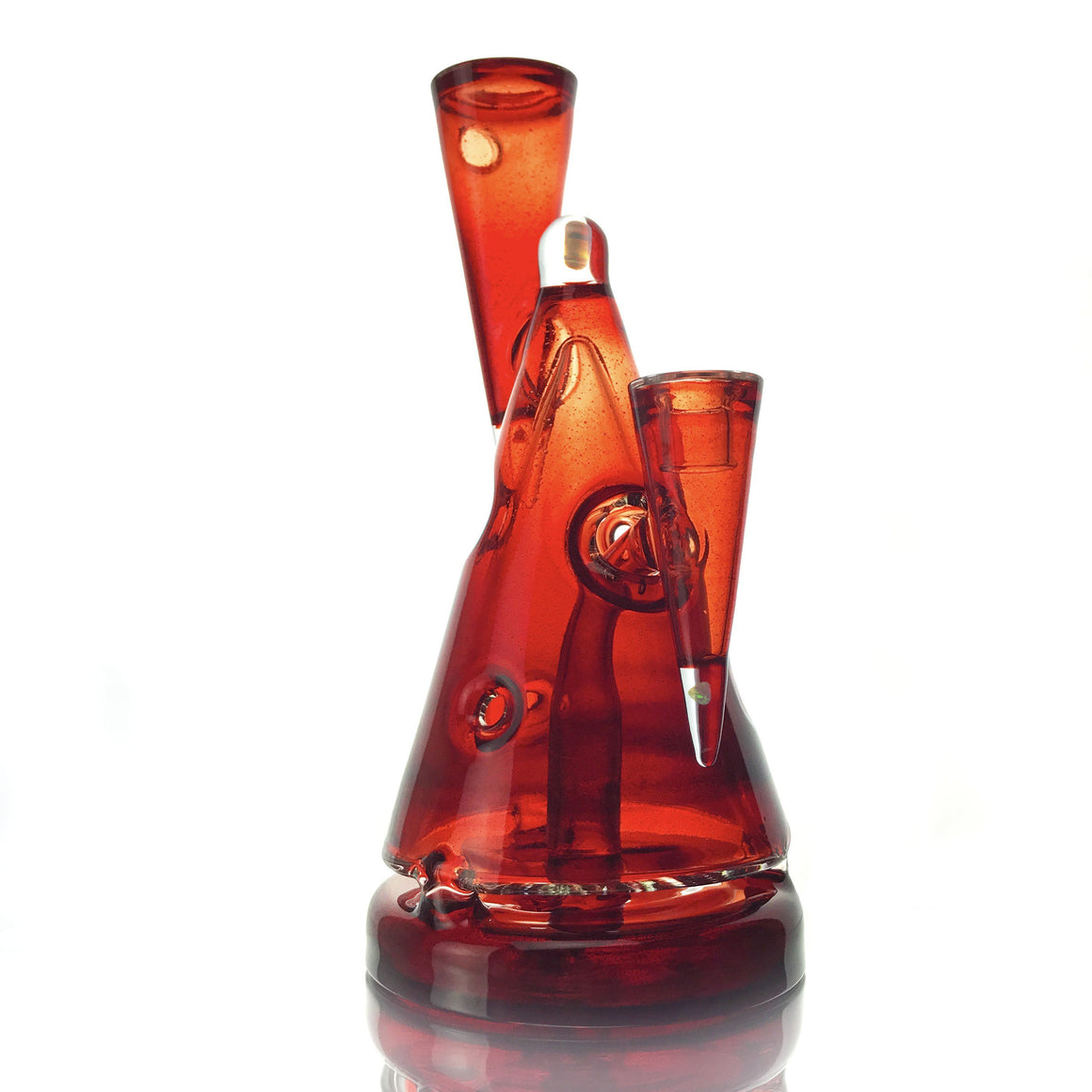 Swiss Cone Rig - Red Elvis - 14mm Female